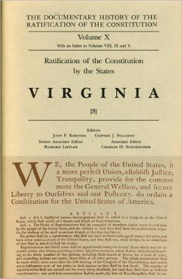 Ratification by the States: Virginia