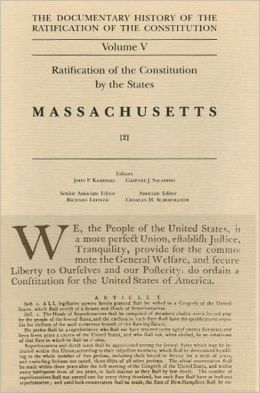 Ratification of the Constitution by the States: Massachusetts