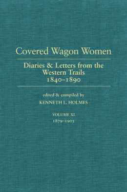 Covered Wagon Women: Bibliography to the Series, Index to the Series, Folding Map of Routes