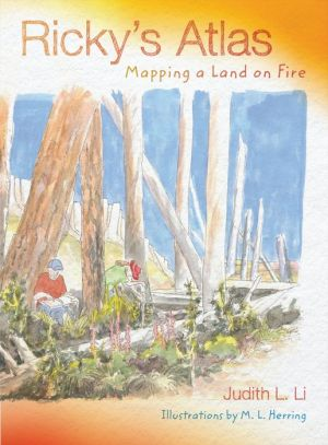 Ricky's Atlas: Mapping a Land on Fire
