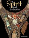 Book Cover Image. Title: The Spirit of Bead Embroidery, Author: Heidi Kummli