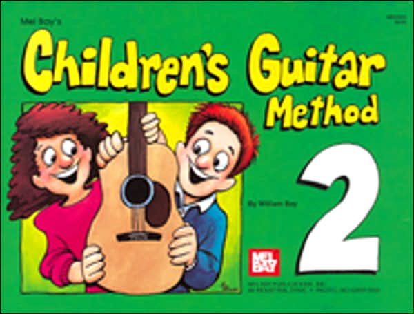 Mel Bay's Children's Guitar Method 2
