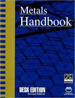 Metals Handbook