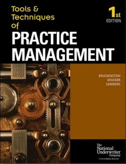 Tools & Techniques of Practice Management