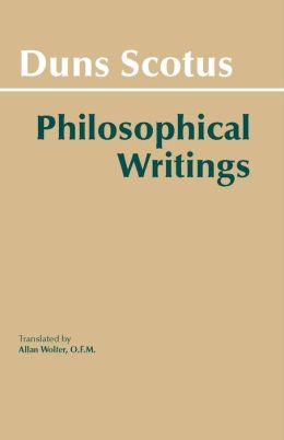 Philosophical Writings: A Selection