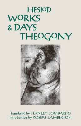 Works and Days, Theogony