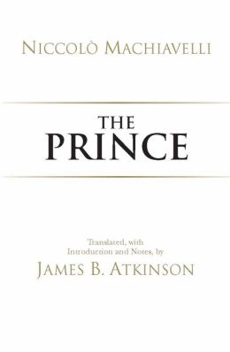 The Prince (Atkinson Edition)