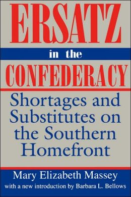 Ersatz In The Confederacy