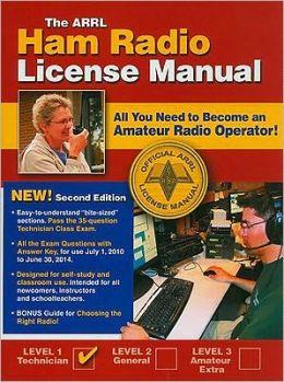 The ARRL Ham Radio License Manual