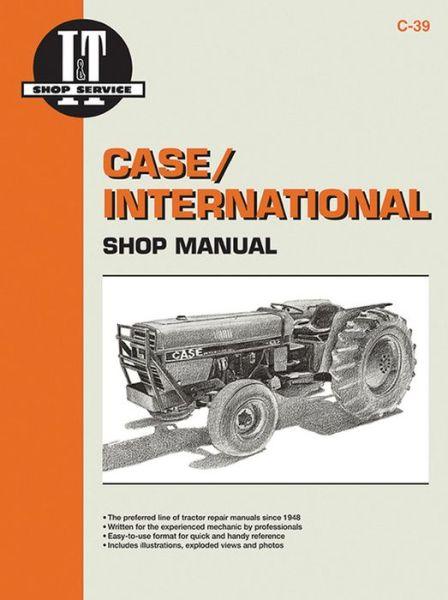 Case/International Shop Manual Models 385 485 585 685 &885