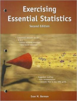 Exercising Essential Statistics, 2nd Edition