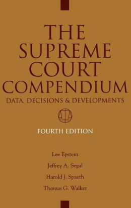 Supreme Court Compendium, 4th Ed