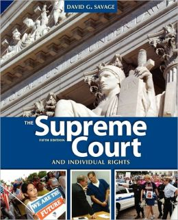 The Supreme Court and Individual Rights, 5th Edition