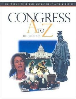 Congress A To Z, 5th Edition Hardbound Edition
