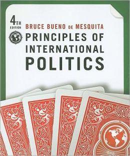 Principles of International Politics, 4th Edition