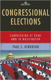 Congressional Elections: Campaigning at Home and in Washington