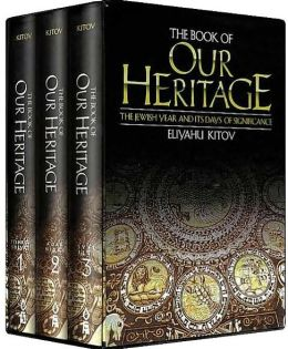 Book of Our Heritage, 3 Vol. (hc)