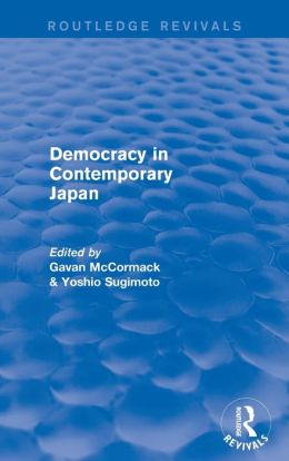 Democracy in Contemporary Japan