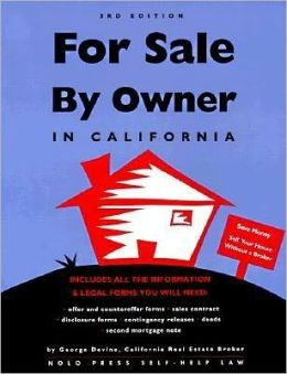 For Sale by Owner: In California