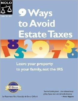9 Ways to Avoid Estate Taxes