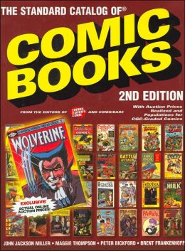 The Standard Catalog of Comic Books, Second Edition