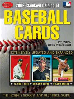 2006 Catalog of Baseball Cards