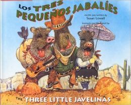 Los tres pequeños jabalíes / The Three Little Javelinas