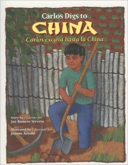 Carlos Digs to China Carlos Excava Hasta la China