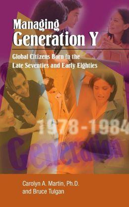 Managing Generation Y