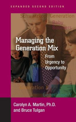 Managing the Generation Mix: From Urgency to Opportunity