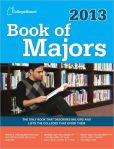 Book Cover Image. Title: Book of Majors 2013:  All-New Seventh Edition, Author: The College Board