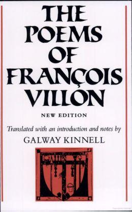 The Poems Of Francois Villon