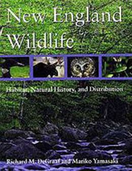 New England Wildlife: Habitat, Natural History, and Distribution