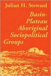 Basin Plateau Aboriginal Sociopolitical Groups