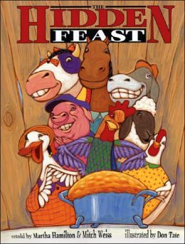 The Hidden Feast: A Folktale from the American South