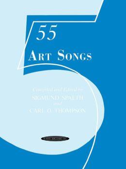 55 Art Songs