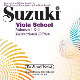 Suzuki Viola School, Vol 1 & 2