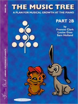 The Music Tree Student's Book: Part 2B