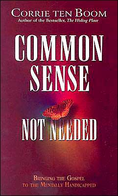 Common Sense not Needed: Some Thoughts About Ministry to the Mentally Disabled