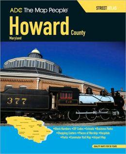 Howard County, Maryland Atlas