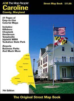 Caroline County, Maryland Atlas
