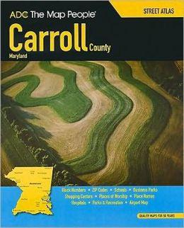 Carroll County, Maryland Atlas