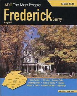 Frederick County, Maryland Atlas