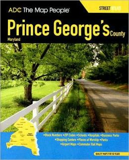 Prince George's County, Maryland Atlas