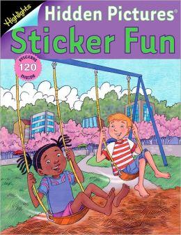 Sticker Fun [With Stickers]