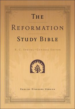 Reformation Study Bible Black