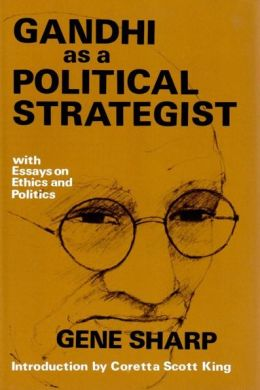 Gandhi as a Political Strategist: With Essays on Ethics and Politics