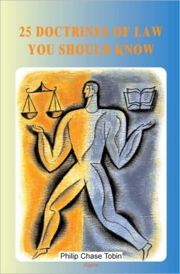 25 Doctrines of Law You Should Know
