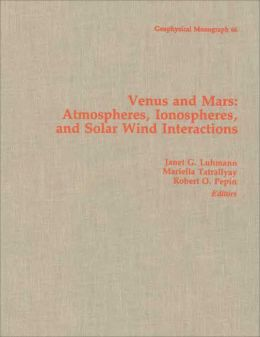 Venus and Mars: Atmosphere, Ionosphere, and Solar Wind Interactions