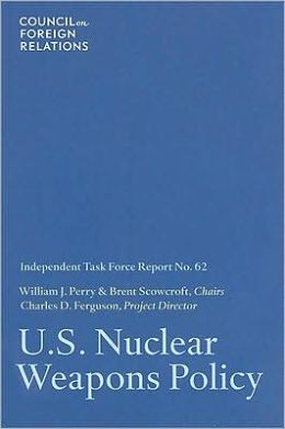 U.S. Nuclear Weapons Policy